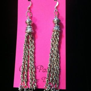 "Cutie Patuties  4"" Dangle Earrings"
